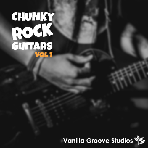 Chunky Rock Guitars Vol.1