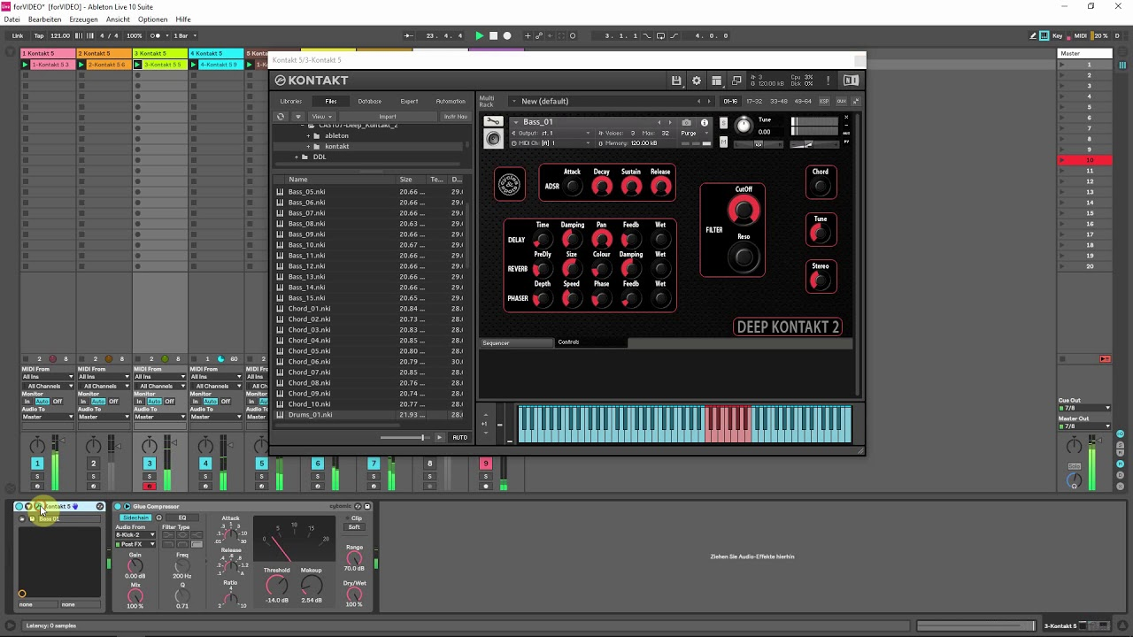 Video related to Deep Kontakt 2
