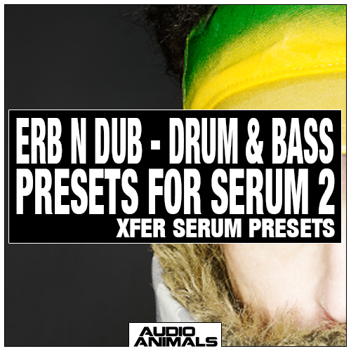 Erb N Dub - Drum & Bass Presets For Serum 2