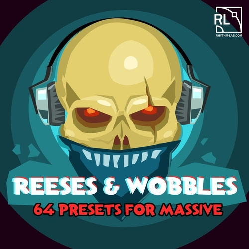 Reeses and Wobbles Soundset for Massive