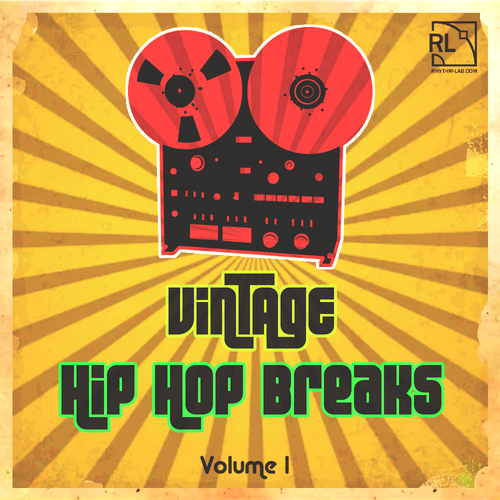 Vintage Hip Hop Breaks Vol.1