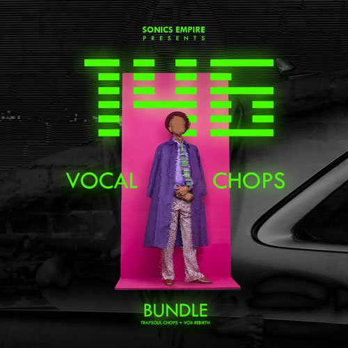 146 Vocals Chops Bundle