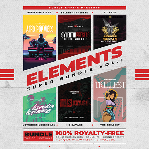 Elements Bundle Vol.1