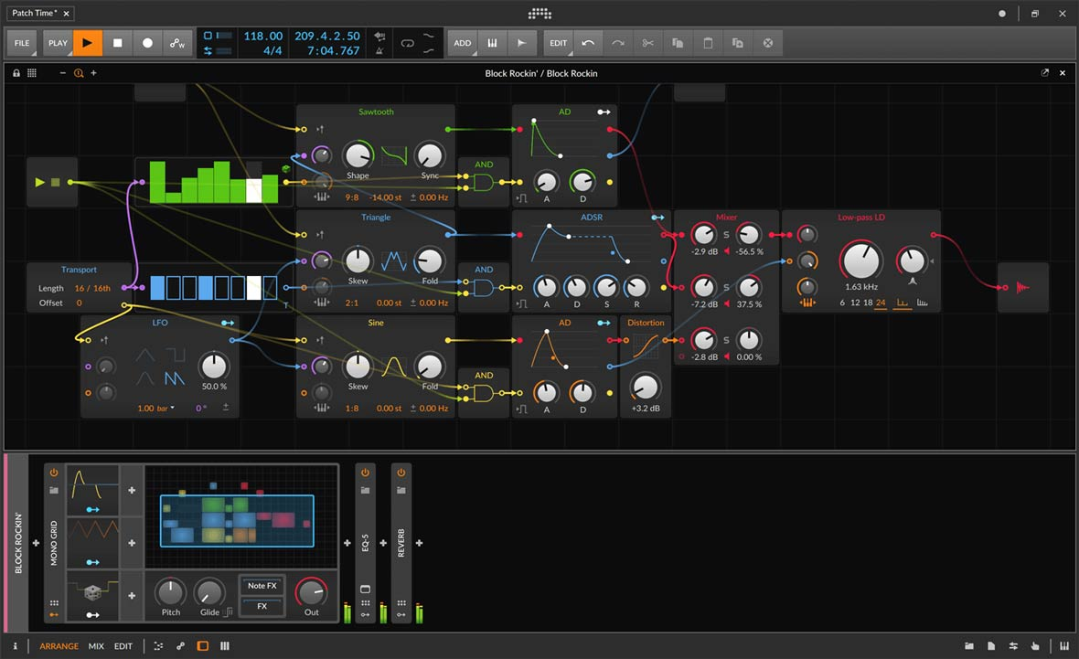 NAMM 2019: Bitwig Studio 3 Brings New Modular Workflow Environment