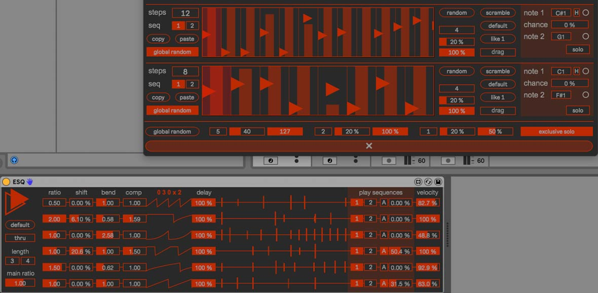 This M4L Device Can Generate Unique, 12 Note MIDI Polyrhythms