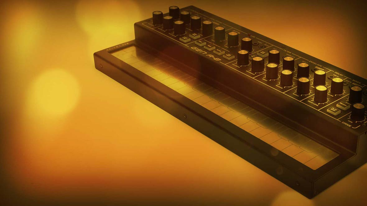 The Stylophone Gen R-8 Is A Touch-Controlled Analog Synthesizer