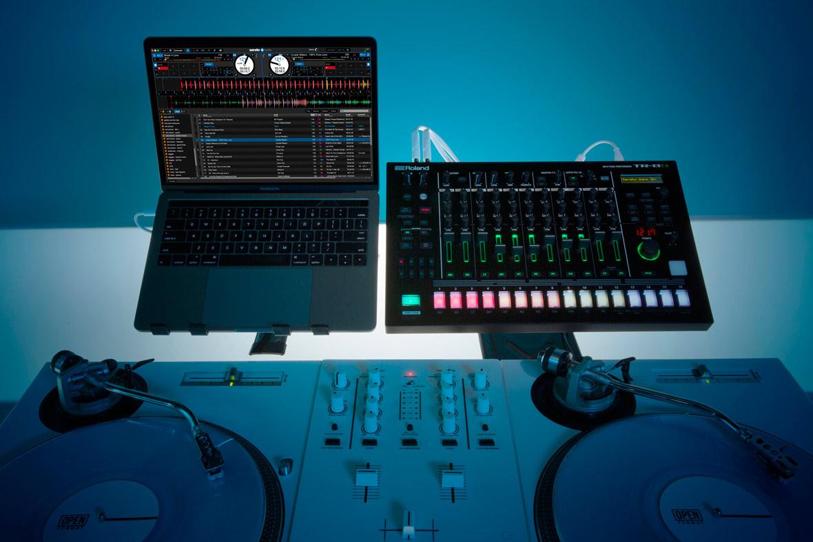 NAMM 2019: Roland Announces Serato x Roland TR-SYNC Update