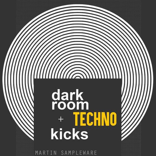 Dark Room Techno Kicks
