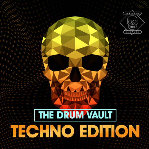 The Drum Vault: Techno Edition