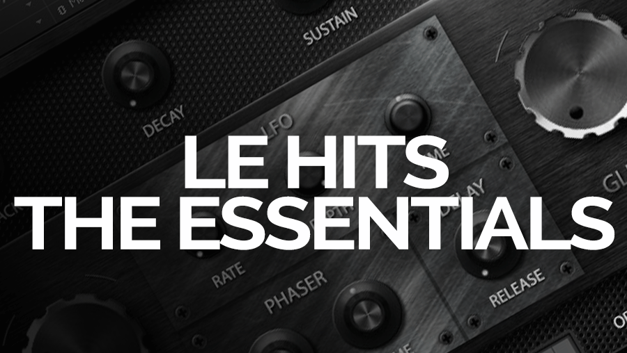 LE HITS THE ESSENTIALS