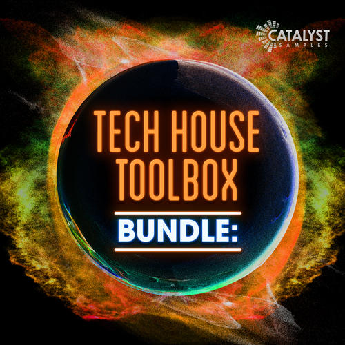 Bundle: Tech House Toolbox