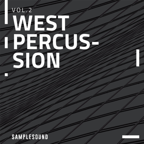 West Percussion Vol.2