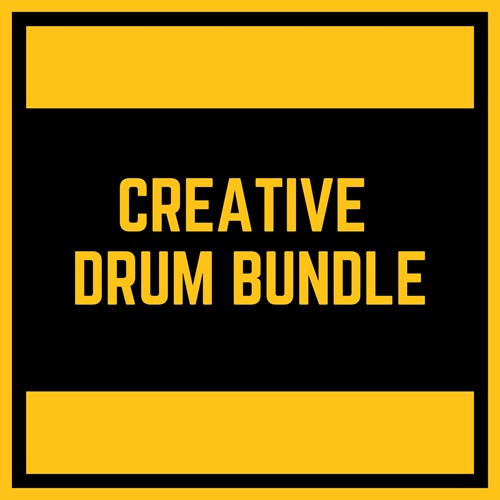 Creative Drum Bundle