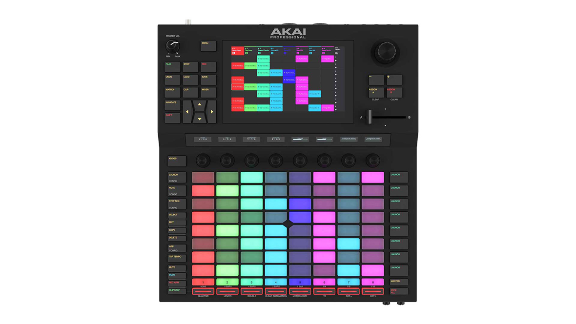 Akai Professional Announces 3.0.1 Firmware Update For Force