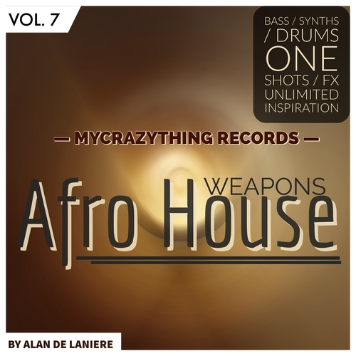 Afro House Weapons 7