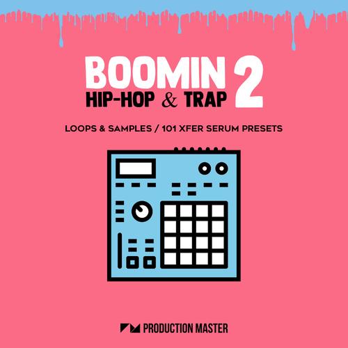 Boomin Hip-Hop & Trap 2