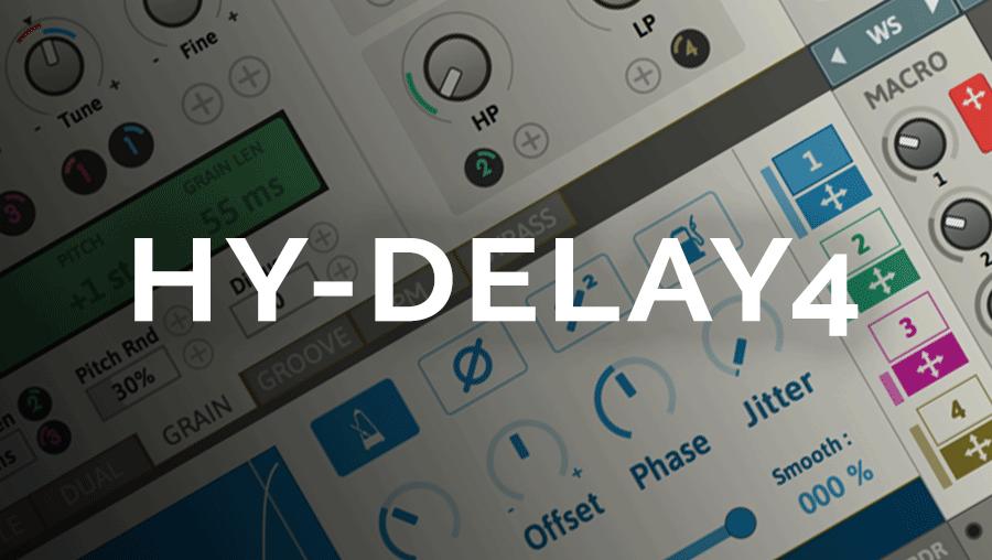 HY-Delay4