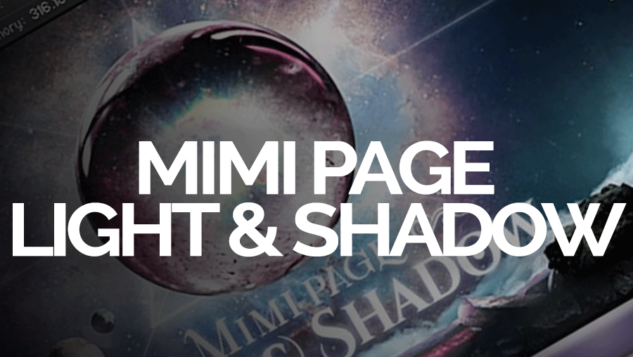 Mimi Page Light & Shadow