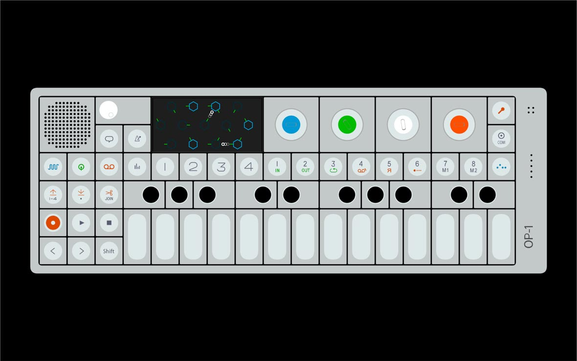 Teenage Engineering OP-1 Is Back In Stock