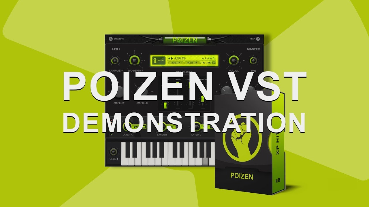 Video related to Poizen VST