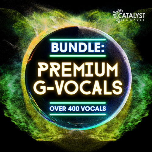 Bundle: Premium G-Vocals