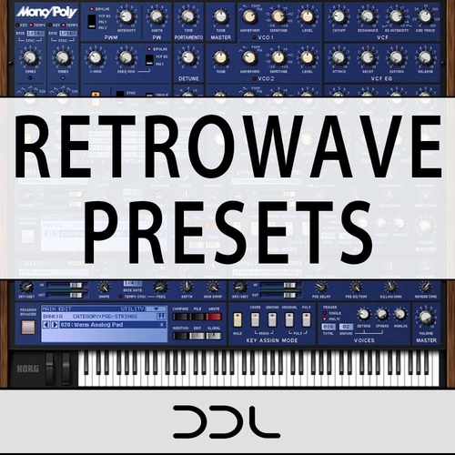 Retrowave Presets