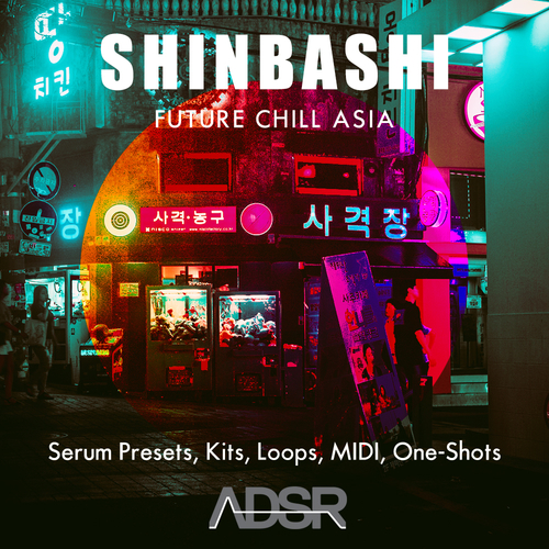 Shinbashi - Future Chill Asia