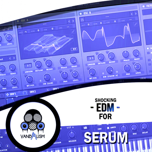 Shocking EDM For Serum