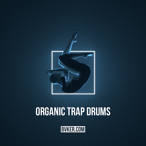 Organic Trap Drums