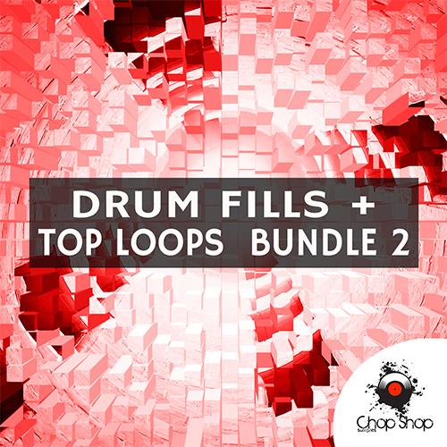 Drum Fills + Top Loops Bundle 2