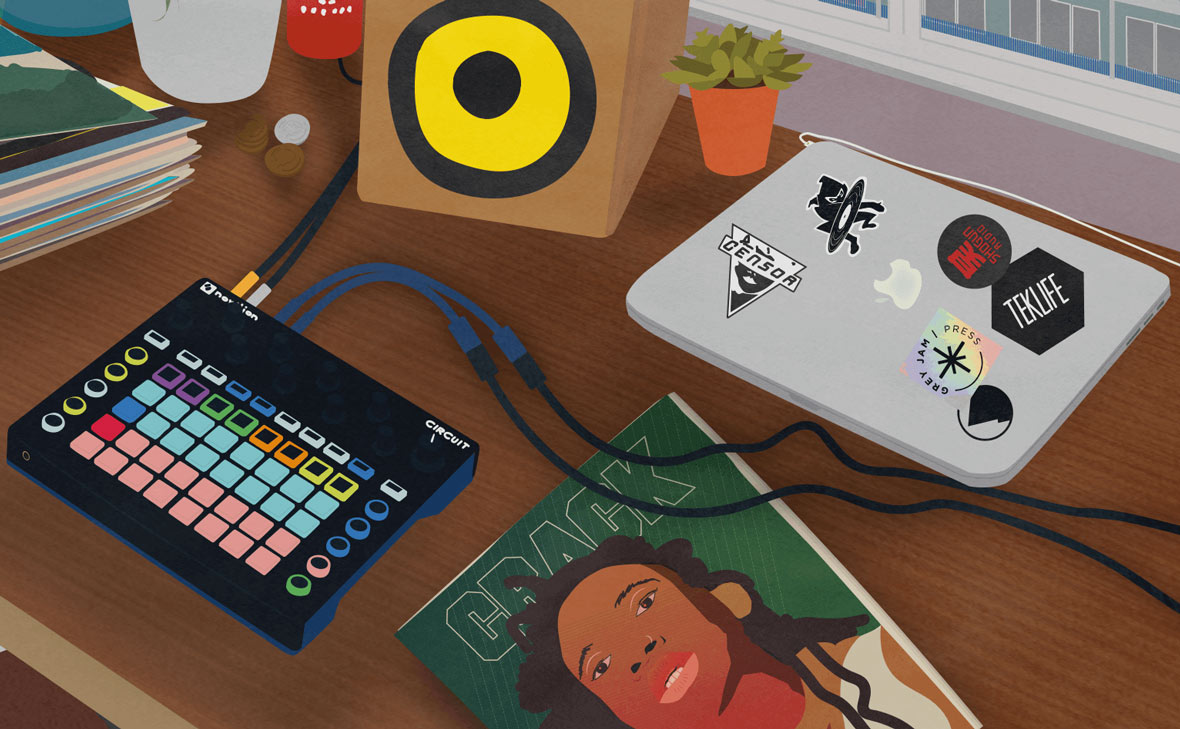 Novation Releases Circuit v1.8 Update, Adds Four New Features