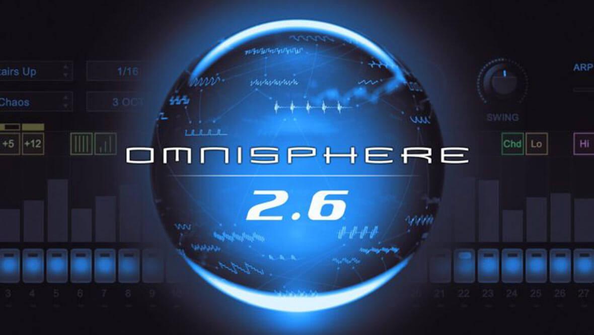 Spectrasonics Releases Omnisphere 2.6 Update