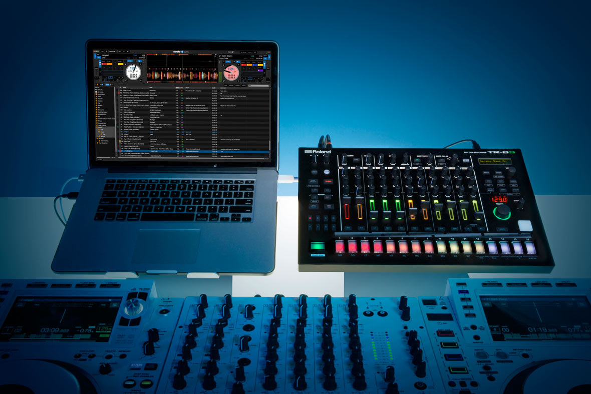 Roland x Serato TR-SYNC Is Now Available
