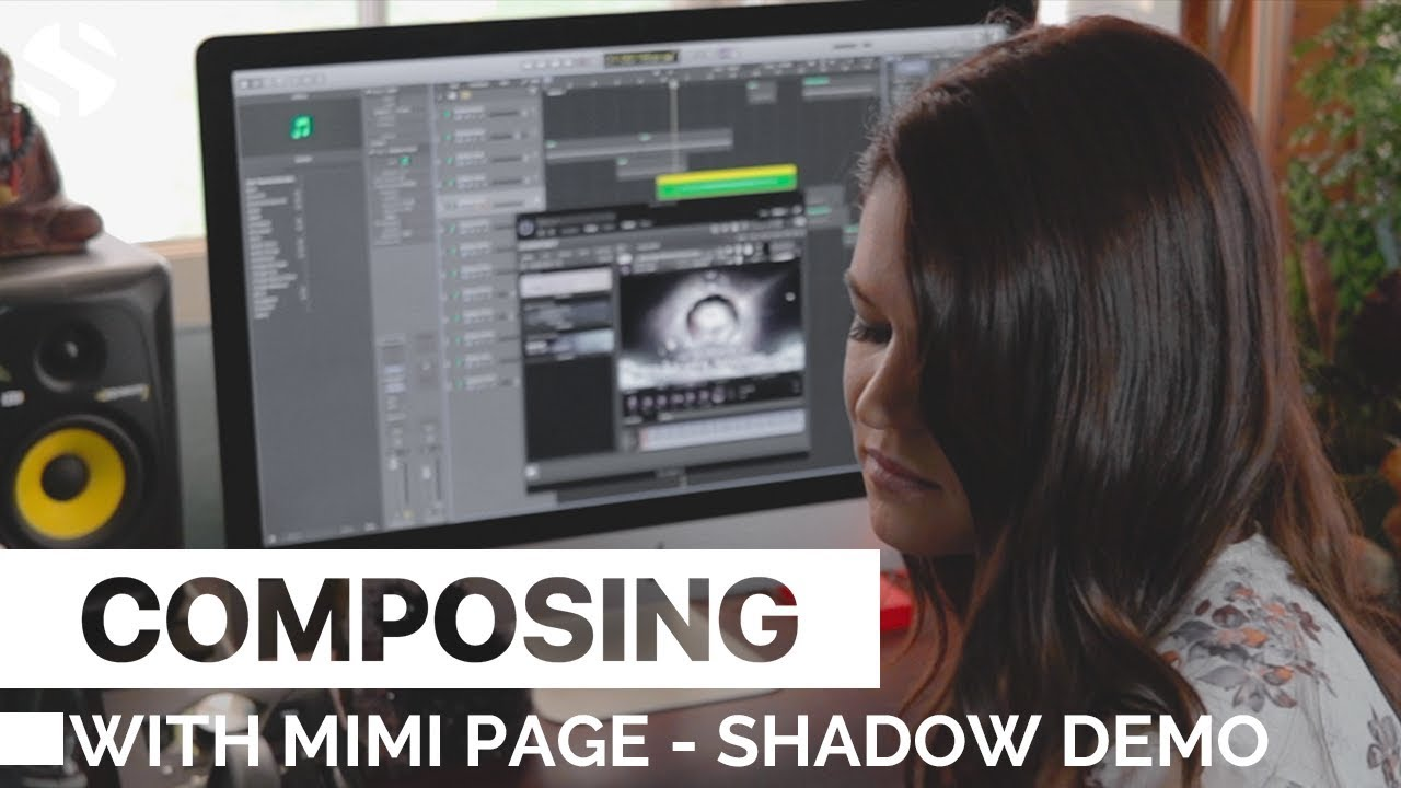 Video related to Mimi Page Light & Shadow