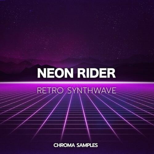 Neon Rider - Retro Synthwave