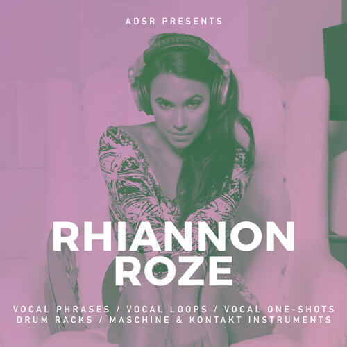 ADSR Presents: Rhiannon Roze