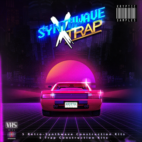Synthwave X Trap
