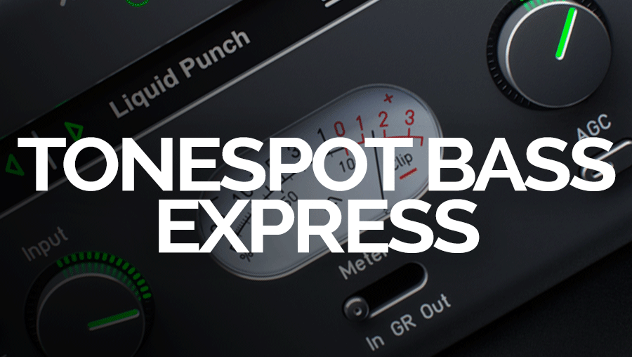 ToneSpot Bass Express