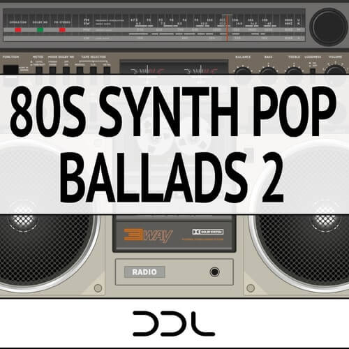 80s Synth Pop Ballads 2