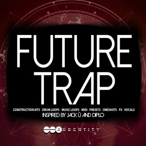 Audentity Records Trap Bundle: 5 Packs for $20 - ADSR