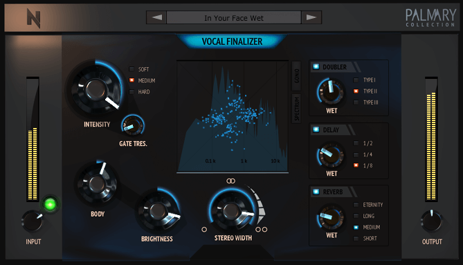 Vocal Finalizer