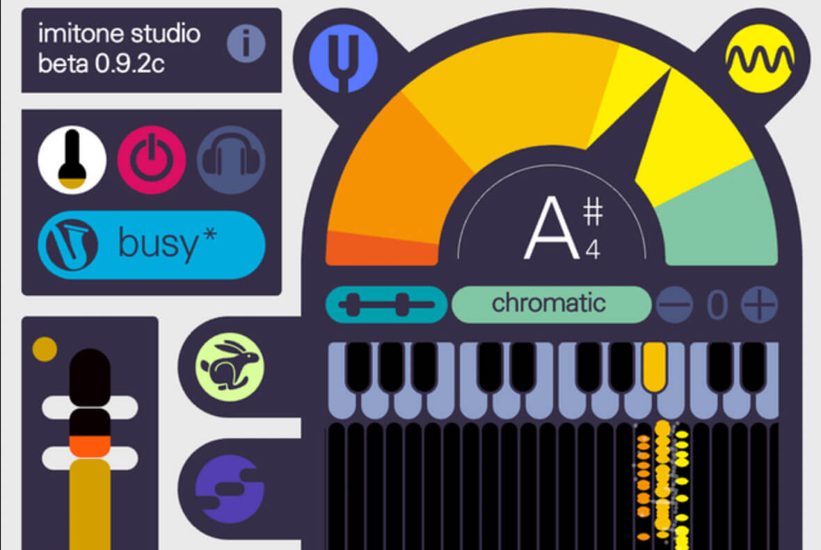 imitone Lets You Play Instruments With Your Voice