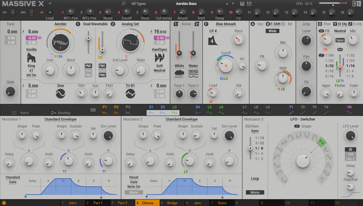 Native Instruments Releases First Sound Demos of MASSIVE X