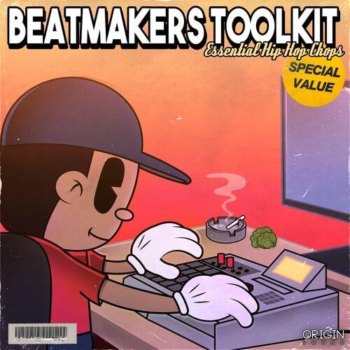 Beatmakers Toolkit - Essential Hip Hop Chops