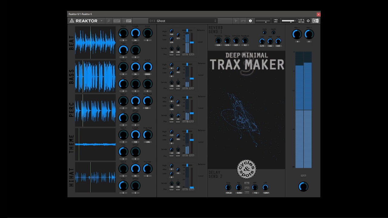 Video related to Deep Minimal Trax Maker 3