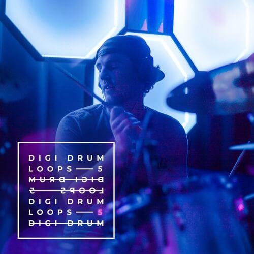 Digi Drum Loops 5