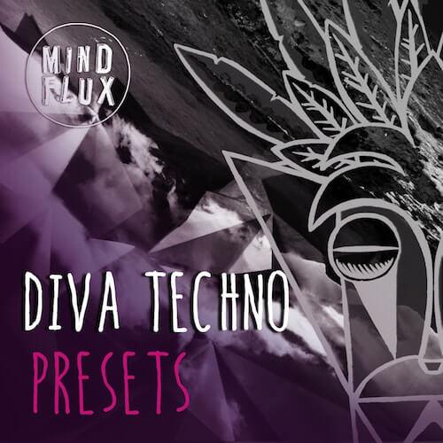 Diva Techno Presets