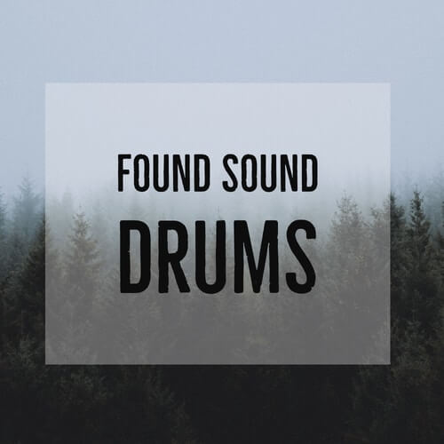 Found Sound Drums