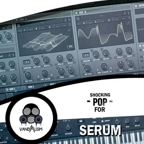 Shocking Pop For Serum