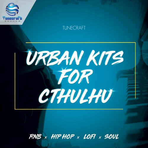 Tunecraft Urban Kits for Cthulhu